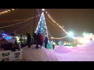«Open Snow CUP 2015 на Кубок мэра города Бугульмы»