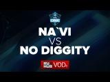 Na'Vi -vs- No Diggity, ESL One Frankfurt EU Quals, LB Semifinal, game 1