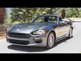 2017 Fiat 124 Spider Is the Fiata as Good as the Miata - Ignition Ep. 160