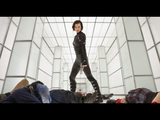 Обитель зла: Возмездие / Resident Evil: Retribution (2012) (Озвученный трейлер)