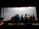 Выступление детей в лагере брейк данс и хип хоп