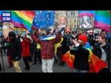 На Украине готовятся узаконить однополые браки ради безвизового режима с ЕС Новости Украины Сегодня