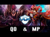 MVP MP & QO vs OG Highlights Dota Pit