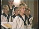Knabenchor Solvguttene Guttekor Oslo 1996 Part I - Panis Angelicus/Pié Jesu