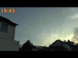 Химтрейлы и управление солнечным светом.
