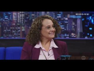 Luciana Genro Contando Piada