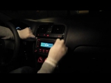 Как снять магнитолу VW Polo