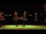 Ирландский танец ( Моя Катюха)