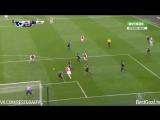 Арсенал 2:1 Лестер Сити. Обзор матча и видео голов