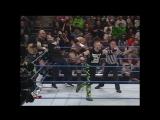 D-Generation X (Triple H, Mr. Ass, The Road Dogg &amp X-Pac) vs. Shane McMahon, Kane, Steve Austin &amp The Rock