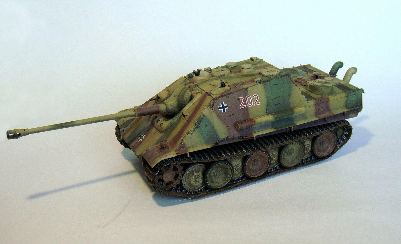 Jagdpanther (Late\поздний вариант) (Tamiya 35203 1/35) - Страница 2 T56mmnBEqq8