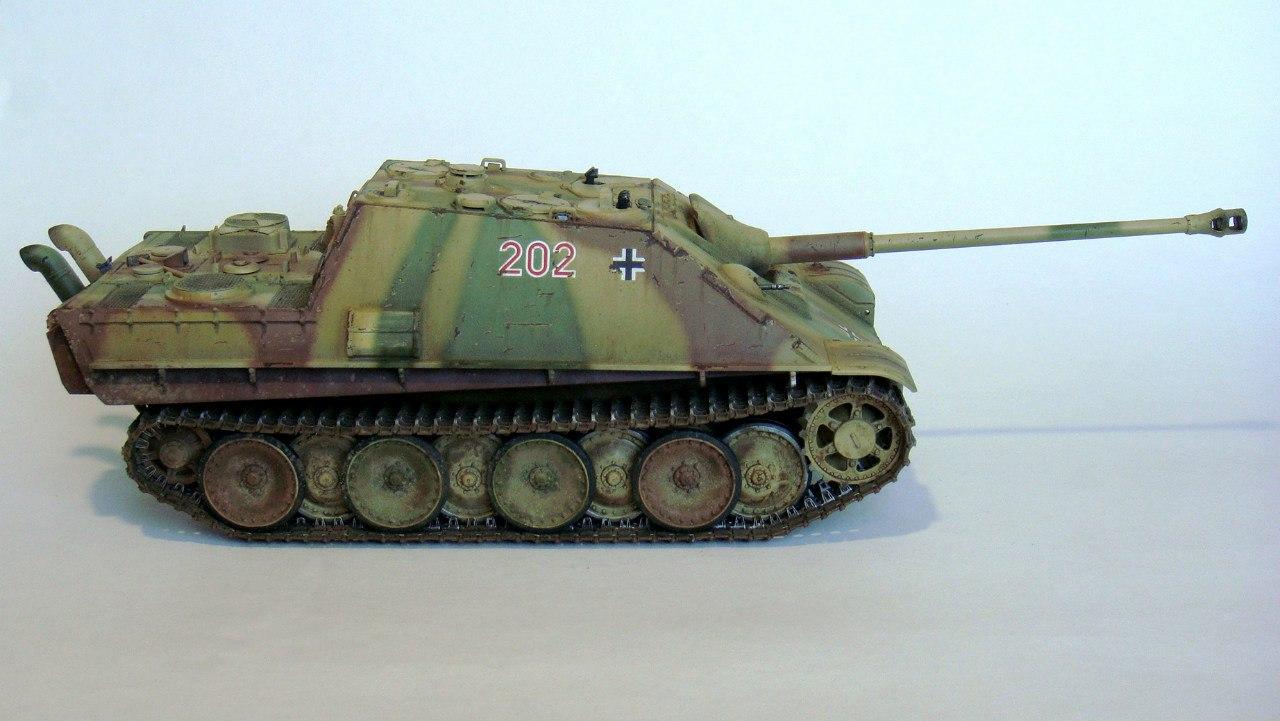 Jagdpanther (Late\поздний вариант) (Tamiya 35203 1/35) - Страница 2 CP2eGZlZpmc