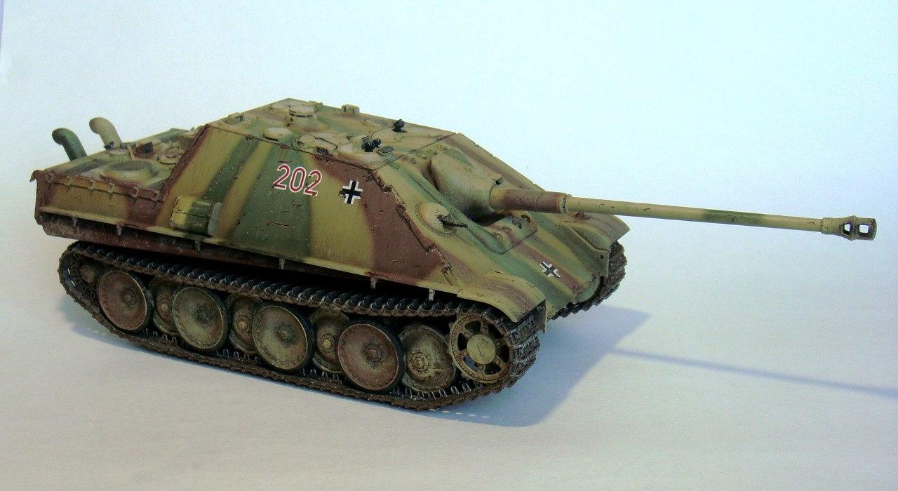 Jagdpanther (Late\поздний вариант) (Tamiya 35203 1/35) - Страница 2 AJObmUtBLFs