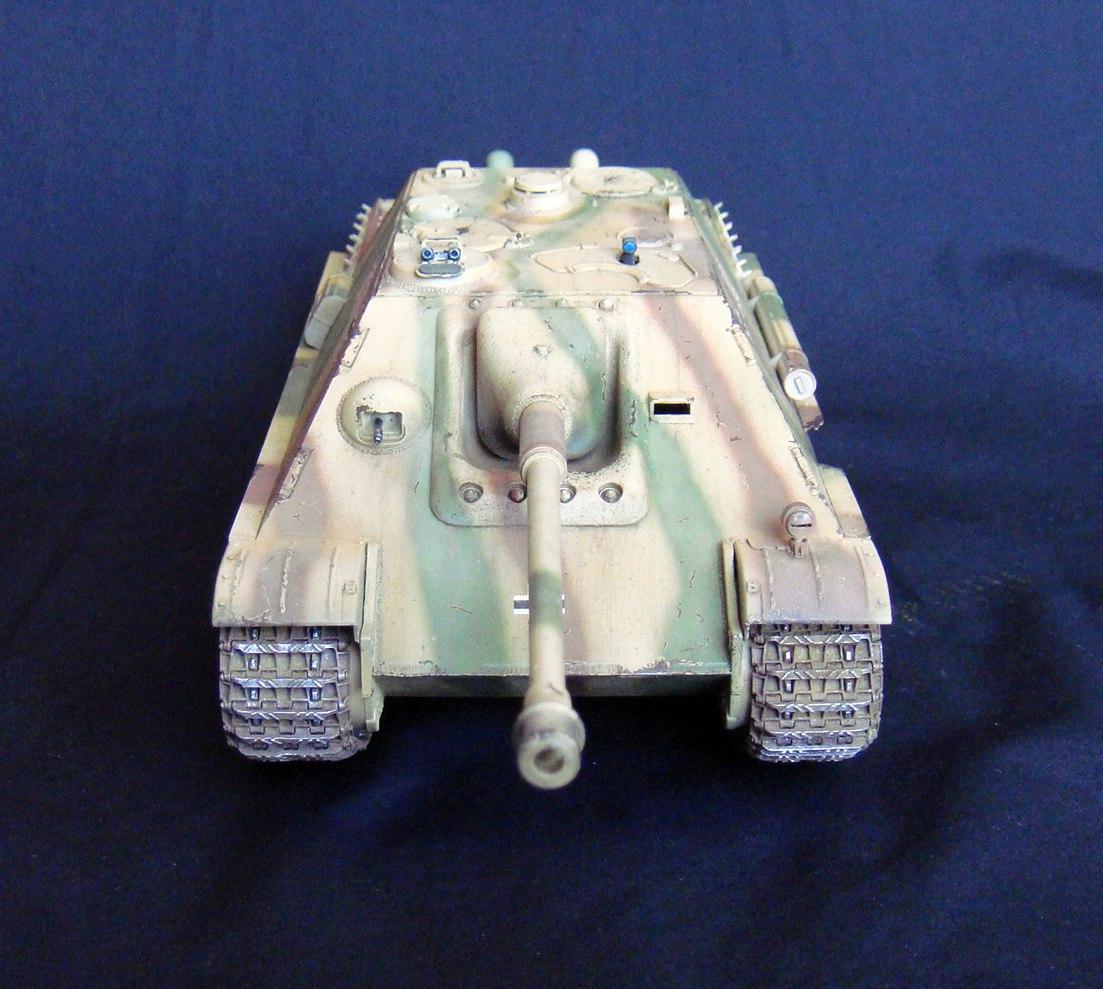 Jagdpanther (Late\поздний вариант) (Tamiya 35203 1/35) - Страница 2 _F2Vj1wzEVk