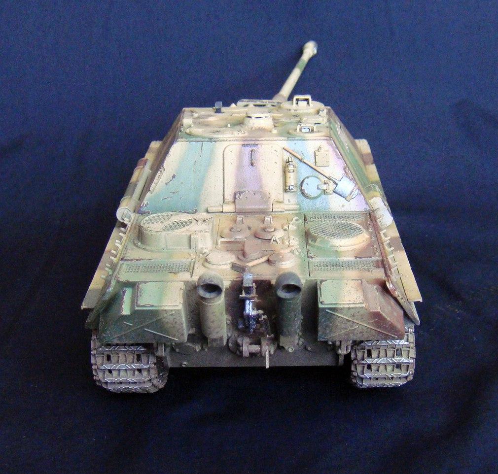 Jagdpanther (Late\поздний вариант) (Tamiya 35203 1/35) - Страница 2 3LbV9mdjQew