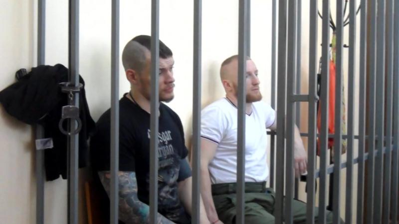 Максим Аросланов и Игорь Базанов на суде: спокойны, как настоящие мужики! ГужевTV