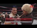 Khabib Nurmagomedov (Хабиб Нурмагомедов) vs. Darrell Horcher (Дэрил Хорчер)