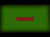Футаж-Wasted(Потрачено)