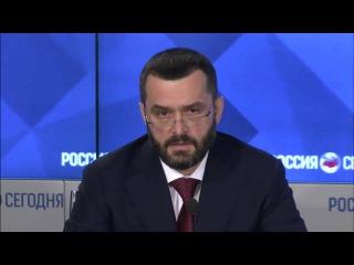 2016-02-24 Телемост Москва-Киев: экс-министр МВД Украины Захарченко В.Ю. отвечает на вопросы