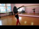 Межансе арабский танец