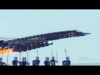 Besiege TU-160