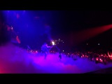 KISSONLINE EXCLUSIVE Gene Simmons breathing fire in Atlanta - July 18