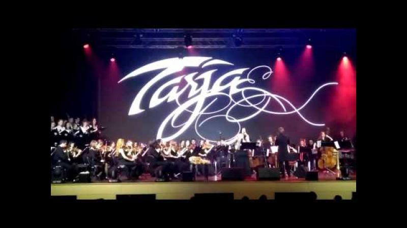 Tarja Turunen - Medley do Queen You Take my Breath Away It's a Hard Life The Show Krasnoyarsk, R