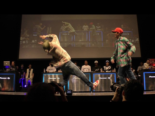 LEO IKKI vs Waydi Rochka FINAL / WDC 2016 FINAL HIPHOP SIDE