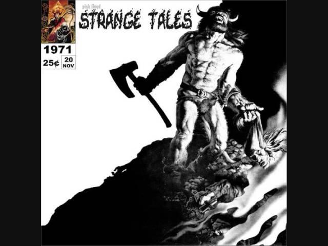 Pink Floyd - Strange Tales (Live Cincinnati, Ohio, USA - November 20th, 1971)