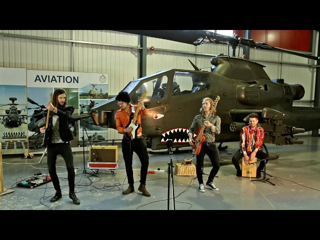 The Shadows - Apache (Echotape Live At The Museum Of Army Flying)