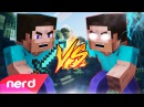 Minecraft Song | Steve VS Herobrine (Rap Battle) | NerdOut!