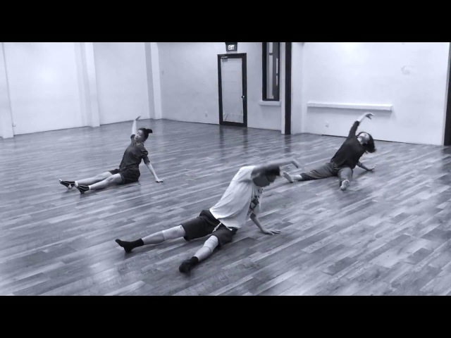 Sigma after Six Contemporary Dance Floor Work Open Class