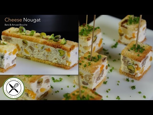 Cheese Nougat – Bruno Albouze – THE REAL DEAL
