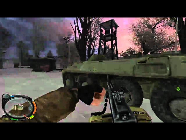S.T.A.L.K.E.R. Shadow of Chernobyl mod LOST WORLD part 5
