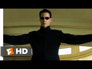 The Matrix Reloaded (3/6) Movie CLIP - Hall of Pain (2003) HD