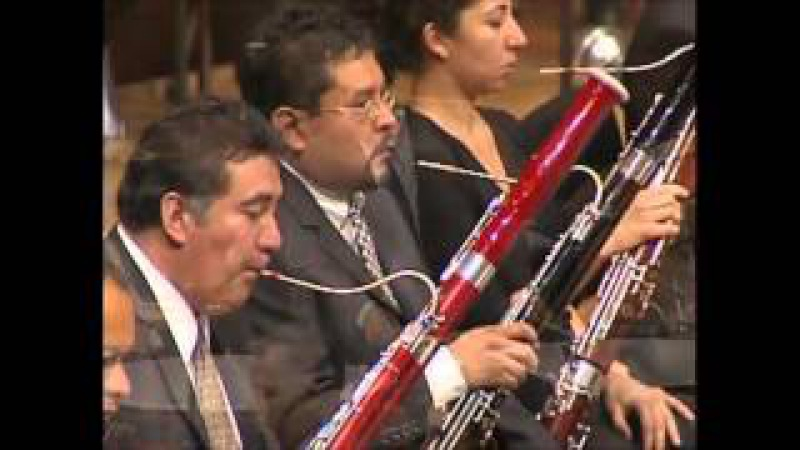 MAHLER - Symphony No.9 AVI OSTROWSKY - OFUNAM Philharmonic Orchestra Mexico 30.4.2006