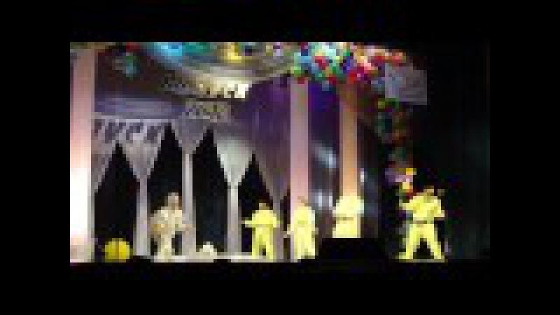 СТЭМ Винегрет. Выступление на БУМ-2010!