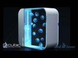 Аквариум с живыми медузами Pulse 80 в интерьере! Обновленная версия!