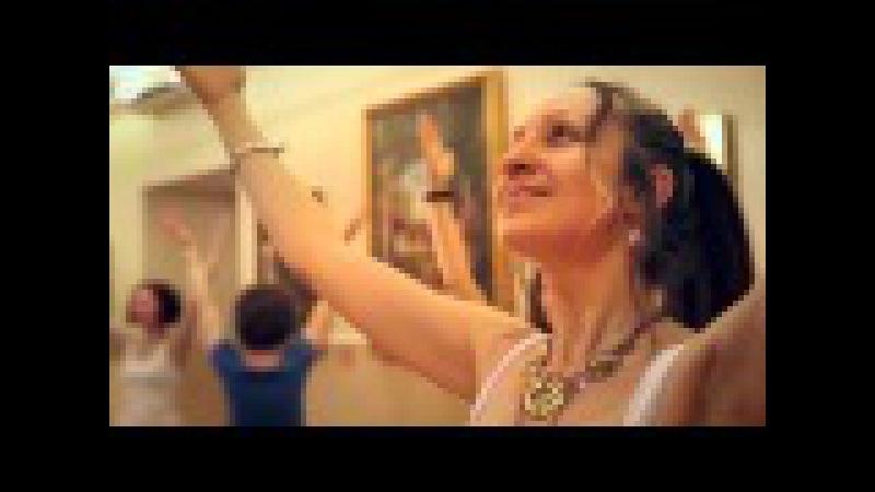танец - кружение СпинФлай * еженедельные занятия проходят вот так * SpinFly
