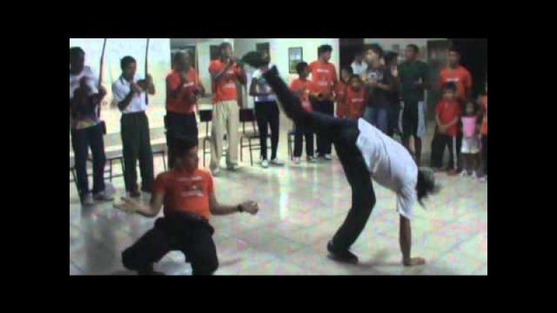 São Bento Grande de Angola - GABA Grupo Angoleiros da Barra - Capoeira Angola