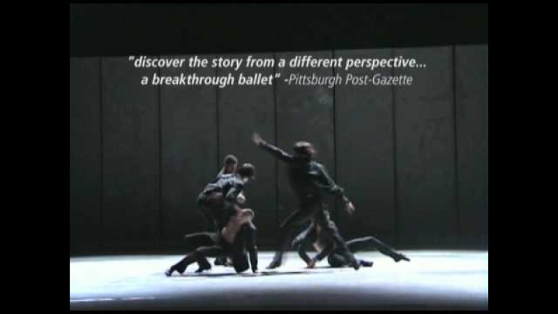 Radio and Juliet (a ballet to the music of Radiohead) │ Jacob's Pillow Dance Festival 2009