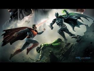 [Injustice: Gods Among Us. Ultimate Edition] Великое противостояние