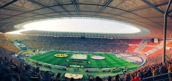 Пару слов о финале Кубка Германии