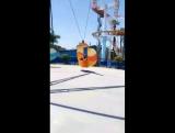 Личное видео /  Мэделин Петш на мероприятие «GhostRider Reopening At Knotts Berry Farm» [04/06/2016]