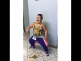 как я танцую на дискотеках😹