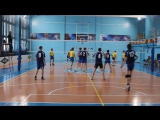 Волейбол. Новогодний кубок 2016. Мужчины. Олимп-2-Метафракс-2