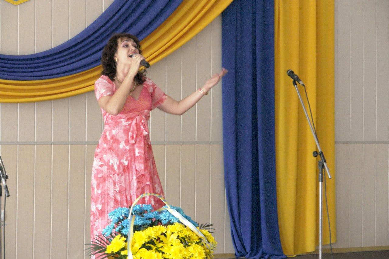 В Покровске (Красноармейске) состоялся праздничный концерт, фото-4