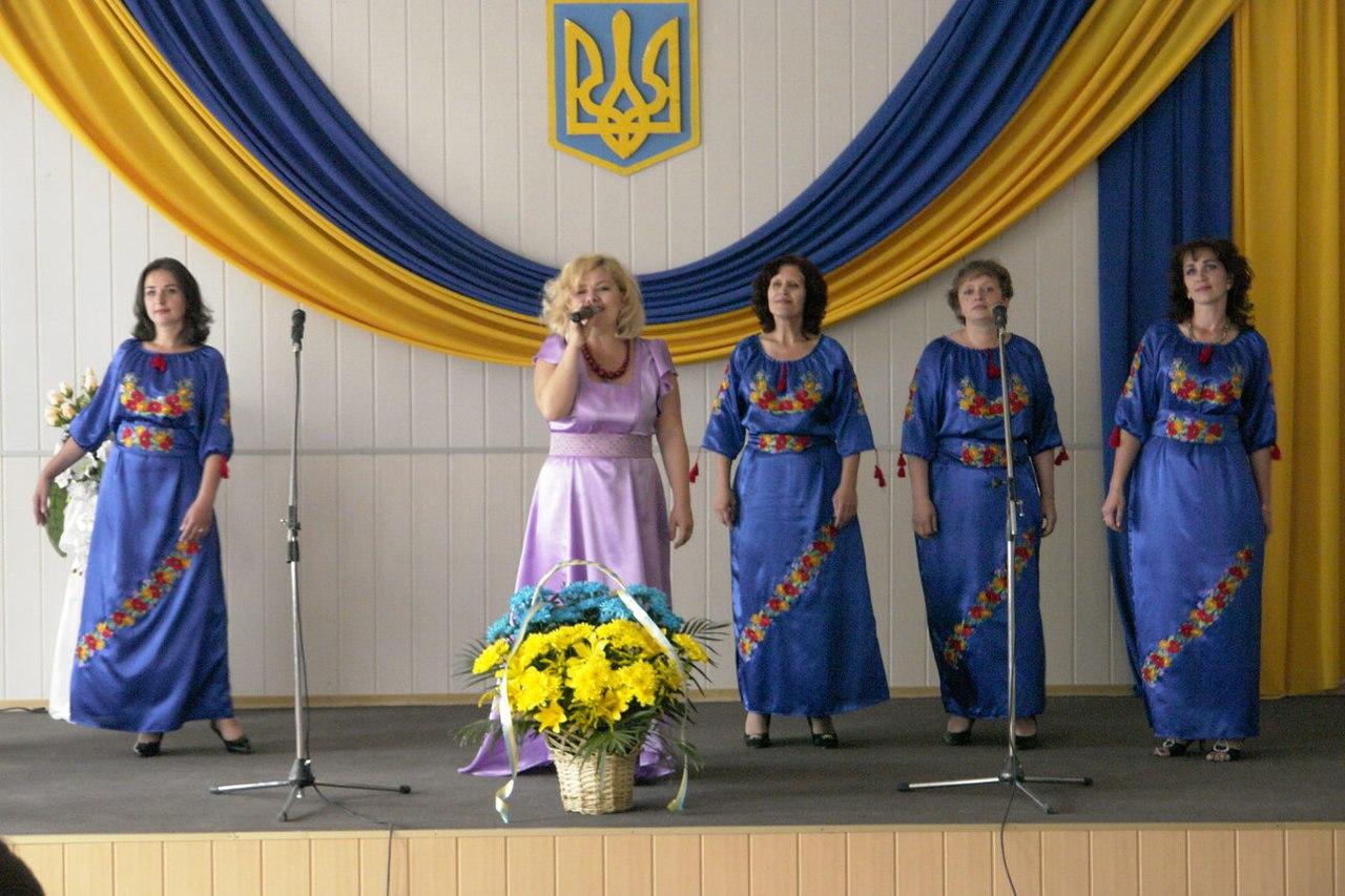 В Покровске (Красноармейске) состоялся праздничный концерт, фото-3