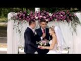 Пепел розы и дымчатая зелень эвкалипта - классическая свадьба Тамары и Александра 15.08.2015