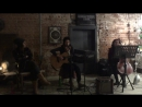 Александра Макарова musicians Двое не спят (СПЛИН cover)